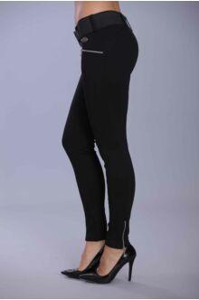 Puntó 4 cipzáras nadrág (elasztikus)
