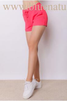 Gumis rövidnadrág - ZSANI - Pink