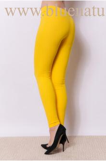 Leggings Sötét sárga