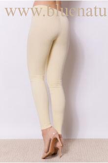 Leggings Világos sárga