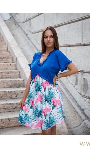 fodorral_diszitett_ruha_bonnie_kiralykek_viragmintas_blue_nature