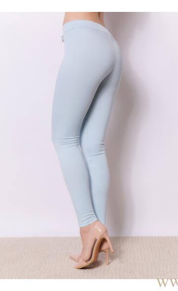 Leggings Világos kék