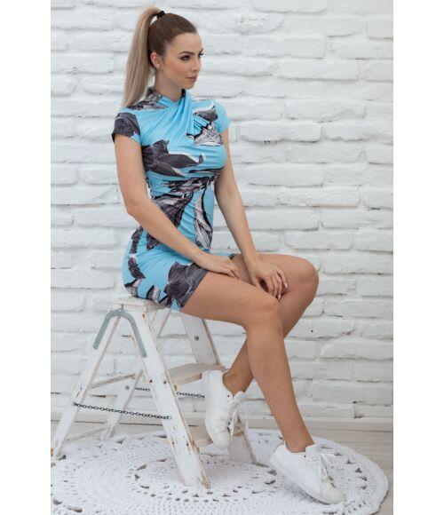 Maja mintás ruha