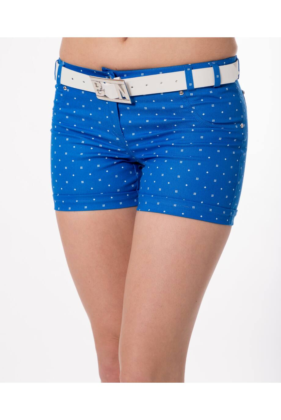 mintás_short_kék_s_blue_nature