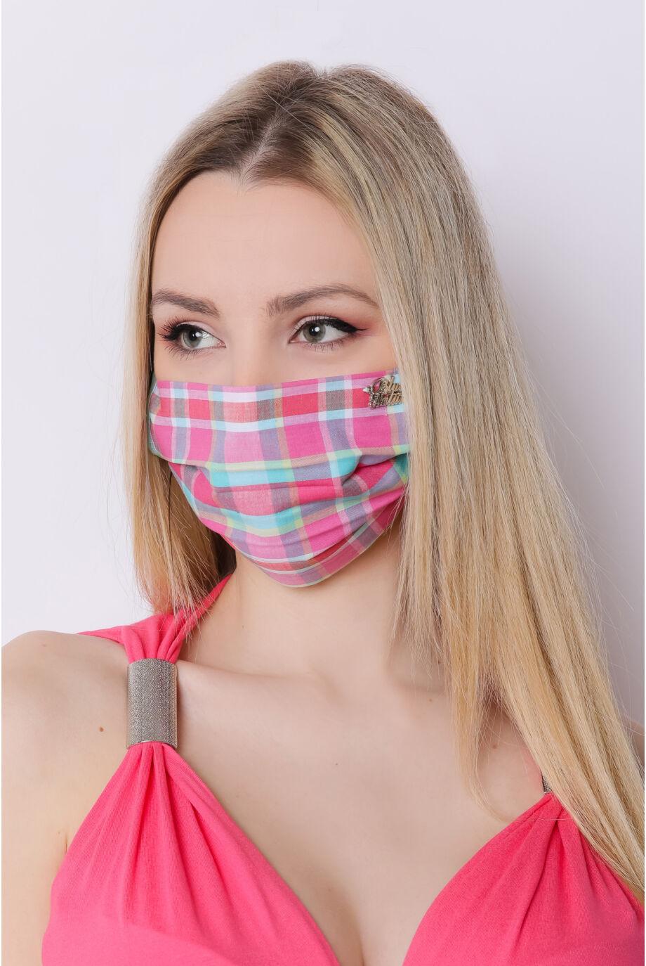 textil_egyszinu_szajmaszk_arcmaszk_kockas