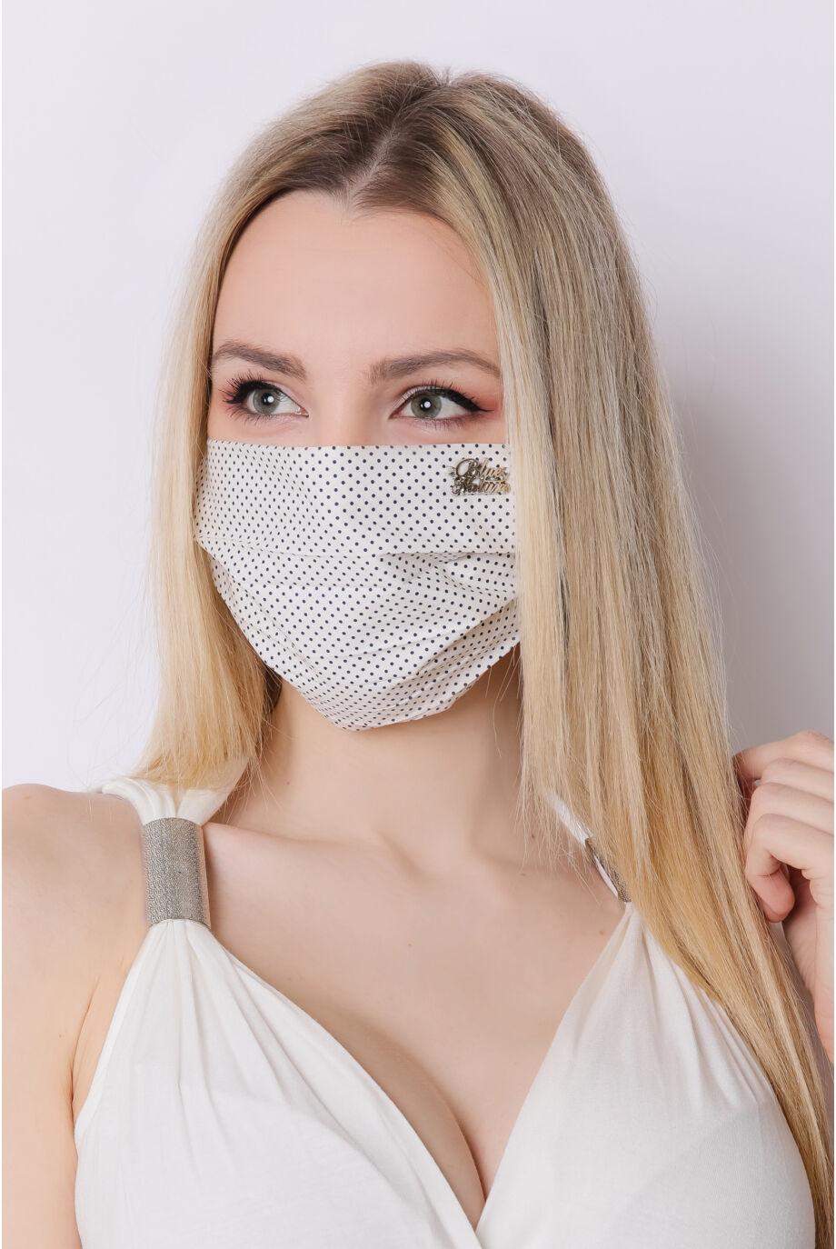 textil_egyszinu_szajmaszk_arcmaszk_pottyos